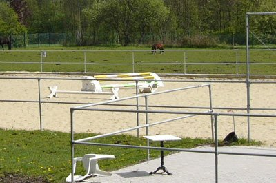 Top Privat Reitplatz Mit Zaun
